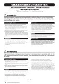 DGX-630 YPG-635 Owner's Manual - Yamaha Downloads - Page 4