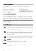 DGX-630 YPG-635 Owner's Manual - Yamaha Downloads - Page 6