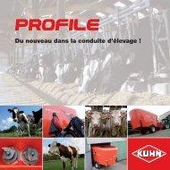 Profile Série 80: points forts et avantages pour l'utilisateur - Kuhn.com