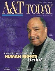 HUMAN RIGHTS - North Carolina A&T State University