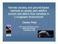 (6.5 Mb PDF) Remote Sensing and Ground-based Methods to ...