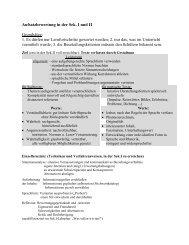 Aufsatzbewertung in der Sek. I und II