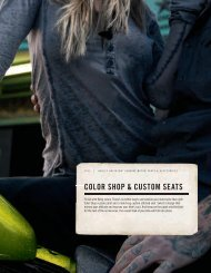 COLOR SHOP & CUSTOM SEATS - Jersey Harley-Davidson