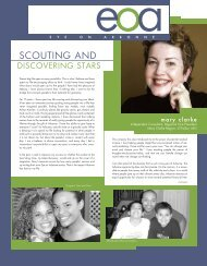 SCOUTING AND - Arbonne