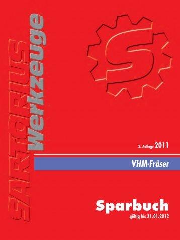 VHM-Fräser - strojotehnika