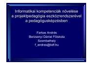 informatikai kompetenciák Farkas_Andras - NymE - SEK