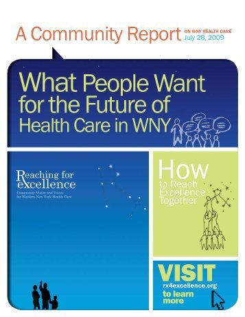 A Community Report on Western New York Health Care