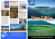 Cairns Mt Isa - WEA
