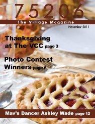 75206 Magazine - My Village Apartments