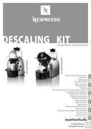 ON STOP - Nespresso