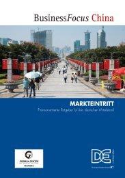 markteintritt - AHK - AHKs