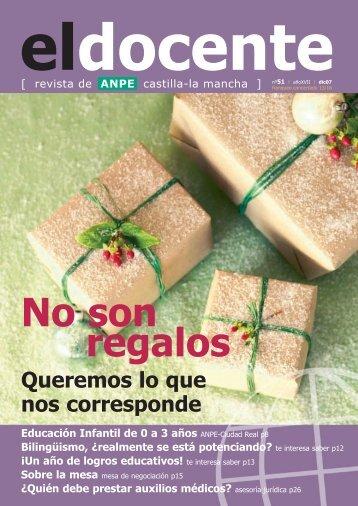 Educación Infantil de 0 a 3 años - Anpe Albacete Sindicato ...