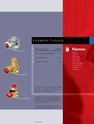 T-Plus kogelkraan - Flamco