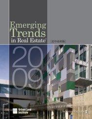 Emerging - Urban Land Institute