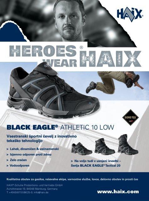 BLACK EAGLE® ATHLETIC 10 LOW