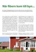 Fiber till Byn - Älmhults kommun - Page 2
