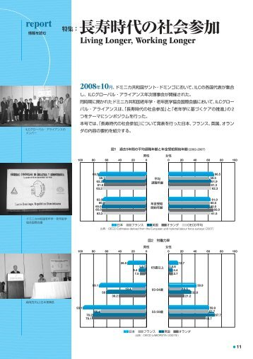 ILC日本 - 国際長寿センター
