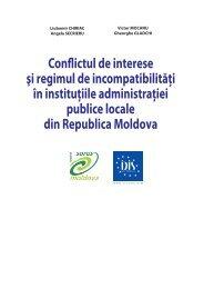 II - Soros Foundation Moldova