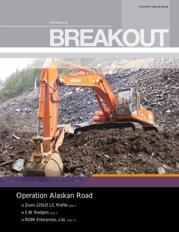 Operation Alaskan Road - Hitachi