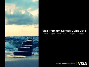 TRAVEL - Visa Asia Pacific