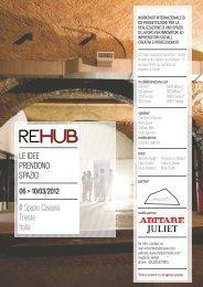 Rehub – Le idee prendono spazio italiano - ISIA Roma