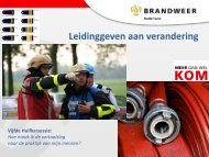 Vijfde huifkarsessie sheets thijs homan zp.pdf - Brandweer Nederland