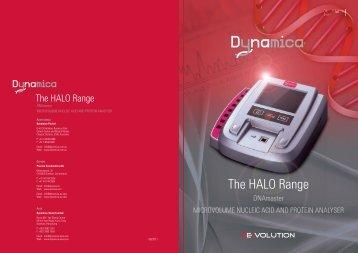 The HALO Range