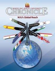 WJU's Global Reach - Wheeling Jesuit University