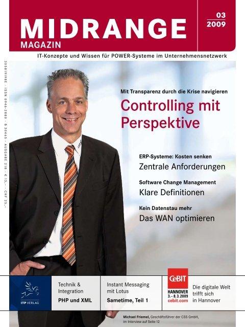 Controlling mit Perspektive - Midrange Magazin