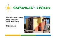 Modern apartment near the sea with solarium ... - Sardinia Living