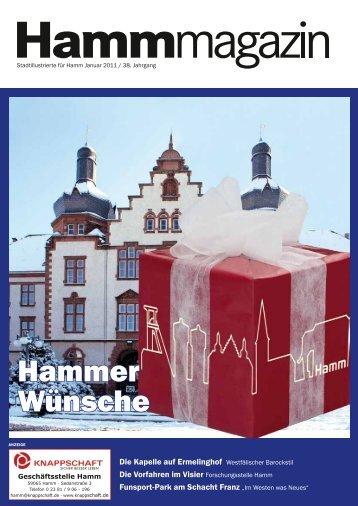 Hammer Wünsche - Verkehrsverein Hamm