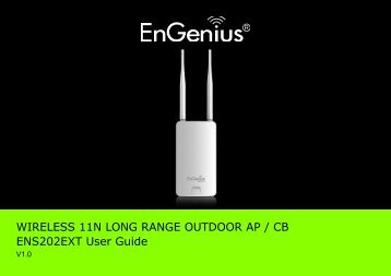 ENS202EXT User Manual - EnGenius Technologies
