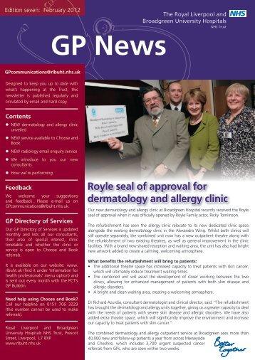 Edition 7.pdf - Royal Liverpool and Broadgreen University Hospitals ...