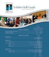Exhibit Hall Guide - American Association of Community Colleges