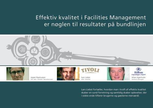 Forprogram (384 KB) - Dansk Facilities Management