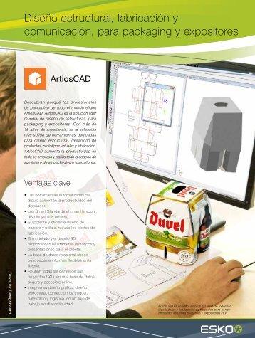 Diseño, fabricación y comunicación para envases - Esko