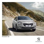catalogo - Peugeot Chile