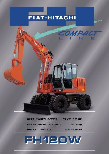 NET FLYWHEEL POWER OPERATING WEIGHT ... - Lectura SPECS