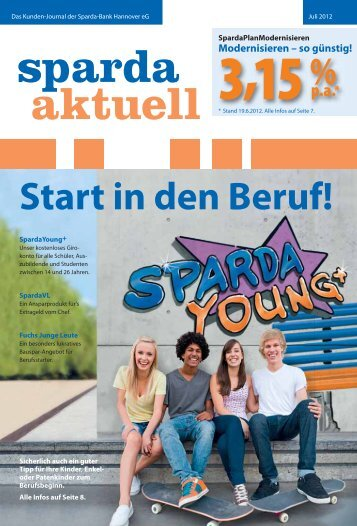 so günstig! - Sparda-Bank Hannover eG