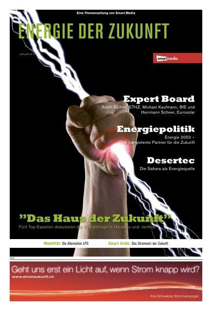 Energie der Zukunft - Smart Media Publishing
