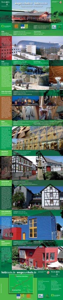 gleich hier im PDF-Format (5 MB) - Europäische Holzroute