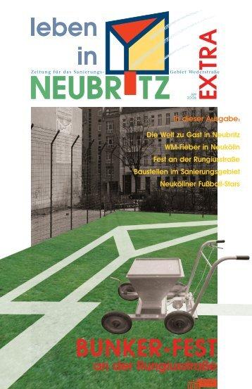 Sonntag 7. Juni - Neubritz