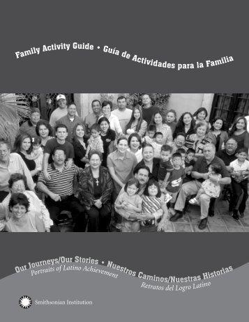 FamilyActivityGuide• GuíadeActividades para la Familia