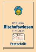 850 Jahre Bischofswiesen - Gemeinde Bischofswiesen - Seite 2