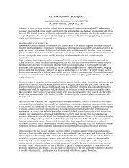 OCULAR IMAGING TECHNIQUES Gabriela S. Seiler, Dr.med.vet ...