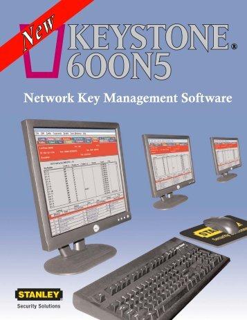 Keystone® 600N5 - Best Access Systems