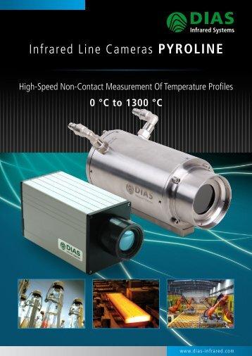 Infrared Line Cameras PYROLINE - DIAS Infrared Systems