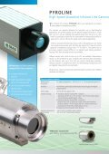 Infrared Line Cameras PYROLINE - DIAS Infrared Systems - Page 2
