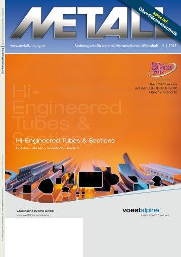 Ausgabe als PDF - Metall