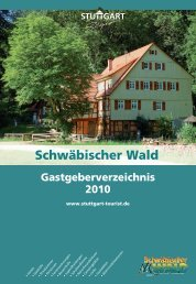 Jugendherbergen · naturfreundehäuser - Schwäbischer Wald